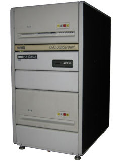 PDP 11/23 cabinet