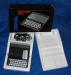 ZX81 kit in box